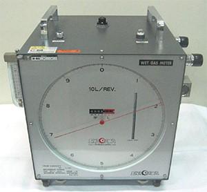 دستگاه اندازه گیری نرخ حجمی گاز
